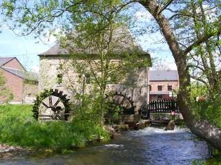 Le moulin Faber &#224; Hotton-sur-Ourthe <br><br>